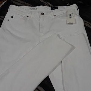 NWT Adriano Goldschmied Skinny Ankle jeans